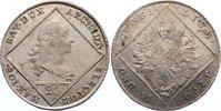 20 Kreuzer 1770 Bayern Maximilian III. Joseph 1745-1777. leicht justier... 80,00 EUR