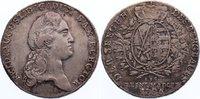 Ausbeutetaler 1786 Sachsen-Albertinische Linie Friedrich August III. 17... 295,00 EUR