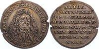 1/4 Taler 1669 Sachsen-Altenburg Friedrich Wilhelm II. 1639-1669. Schrö... 395,00 EUR
