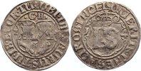Doppelschilling 1604 Mecklenburg-Güstrow Karl I. 1603-1610. sehr schön  145,00 EUR