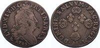 10 Sols aux 4 couronnes 1705  AA Frankreich Ludwig XIV. 1643-1715. Krat... 50,00 EUR