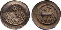 Pfennig  1245-1260 Straßburg, Bistum Heinrich von Staleck 1245-1260. se... 70,00 EUR  zzgl. 3,50 EUR Versand