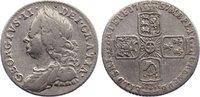 Sixpence 1757 Großbritannien George II. 1727-1760. kl. Kratzer, sehr sc... 35,00 EUR  zzgl. 3,50 EUR Versand