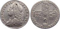 Sixpence 1758 Großbritannien George II. 1727-1760. kl. Einschlag, fast ... 25,00 EUR  zzgl. 3,50 EUR Versand