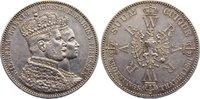 Krönungstaler 1 1861  A Brandenburg-Preußen Wilhelm I. 1861-1888. kl. K... 30,00 EUR  zzgl. 3,50 EUR Versand