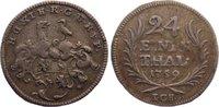 1/24 Taler 1759 Reuss, ältere Linie zu Obergreiz Heinrich XI. 1723-1800... 85,00 EUR  zzgl. 3,50 EUR Versand