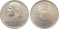 3 Reichsmark 1929  E Weimarer Republik Gedenkmünzen 1918-1933. kl. Krat... 55,00 EUR  zzgl. 3,50 EUR Versand