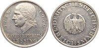 5 Reichsmark 1929  E Weimarer Republik Gedenkmünzen 1918-1933. Kratzer,... 115,00 EUR  zzgl. 3,50 EUR Versand