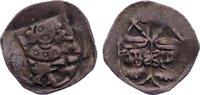Pfennig 1350-1390 Pfalz-Oberpfalz Rupert I. 1350-1390. sehr schön  25,00 EUR  zzgl. 3,50 EUR Versand