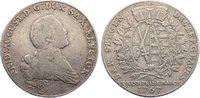 Ausbeutetaler 1767 Sachsen-Albertinische Linie Friedrich August III. 17... 255,00 EUR  zzgl. 3,50 EUR Versand