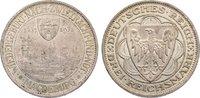3 Reichsmark 1931  A Weimarer Republik Gedenkmünzen 1918-1933. kl. Krat... 200,00 EUR  zzgl. 3,50 EUR Versand