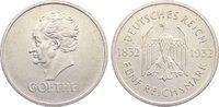5 Reichsmark 1932  A Weimarer Republik Gedenkmünzen 1918-1933. kl. Krat... 1975,00 EUR kostenloser Versand