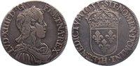 1/2 Écu à la mèche longue 165 1651  H Frankreich Ludwig XIV. 1643-1715.... 195,00 EUR  zzgl. 3,50 EUR Versand