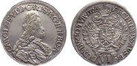 6 Kreuzer 1726 Haus Habsburg Karl VI. 1711-1740. vorzüglich +  125,00 EUR  zzgl. 3,50 EUR Versand