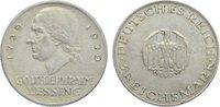 3 Reichsmark 1929  D Weimarer Republik Gedenkmünzen 1918-1933. kl. Rand... 40,00 EUR  zzgl. 3,50 EUR Versand