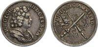 Silberne Miniaturmedaille ohne Jahr (Ome 1680-1691 Sachsen-Albertinisch... 45,00 EUR  zzgl. 3,50 EUR Versand