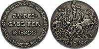 medaille 1918 Magdeburg, Stadt  vorzüglich  225,00 EUR  zzgl. 3,50 EUR Versand