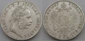 2 Gulden 1888 Haus Habsburg Franz Josef I....