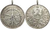 Medaille / zeitgenössische Trageöse 1881 Altdeutschland Silbermedaille ... 90,00 EUR  zzgl. 5,00 EUR Versand