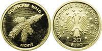 """20 Euro 2012 Deutschland Bundesrepublik """"Fichte"""" J (Hamburg) PP  230,00 EUR kostenloser Versand"""