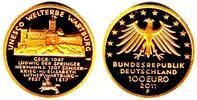 100 Euro 2011 D Deutschland 1/2 Unze Goldmünze - Wartburg st mit Box + ... 689,00 EUR  zzgl. 6,95 EUR Versand