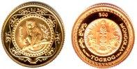 500 Togrok 2004 Mongolei 1/25 Unze Goldmünze - Affe PP  79,90 EUR  +  6,95 EUR shipping