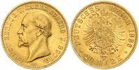 20 Mark 1886 A Kaiserreich Sachsen-Coburg-Gotha - Herzog Ernst f. vz  4398,00 EUR  +  14,95 EUR shipping