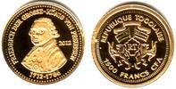 1.500 Francs 2012 Togo Goldmünze - König Friedrich II. von Preussen - D... 59,90 EUR  +  6,95 EUR shipping