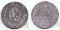 50 Pfennig 1917 Kirchenlamitz Notgeld der Stadtgemeinde Kirchenlamitz -... 98,90 EUR