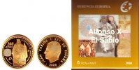 Spanien 200 EURO Goldmünze - König Alfonso X.