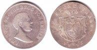 Kronentaler 1825 Hessen-Darmstadt Ludwig I. (1806-1830) ss/Rf  149,90 EUR