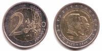 2 Euro 2005 Luxemburg Henry + Adolphe bankfrisch  3,95 EUR