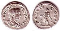 Denar 198-212 Römisches Kaiserreich Geta als Caesar (198-212) vz  129,00 EUR  +  9,95 EUR shipping