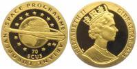 70 ECU 1964 Gibraltar European Space Programme - Ariane Rakete PP  289,00 EUR