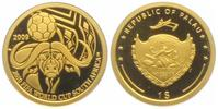 1 Dollar 2009 Palau Fußball-WM 2010 Südafrika PP mit Echtheitszertifika... 59,90 EUR