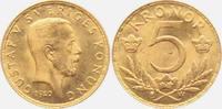 Schweden 5 Kroner Gustav V. (1907-1950)