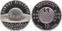 10 Euro 2005 Deutschland Albert Einstein bankfrisch  14,95 EUR  +  6,95 EUR shipping