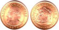 50 Pesos 1968 Chile Libertad prägefrisch  395,00 EUR  +  9,95 EUR shipping