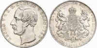 Doppeltaler 1854 B Braunschweig-Calenberg-Hannover Georg V. (1851-1866)... 379,00 EUR