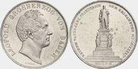 Doppeltaler 1844 Baden-Durlach Carl Leopold Friedrich (1830-1852) ss/vz  398,00 EUR  +  9,95 EUR shipping