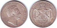 Doppeltaler 1852 Baden Leopold (1830-1852) vz  449,00 EUR  +  9,95 EUR shipping