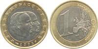 1 Euro 2001 Monaco Fürst Rainer III. (1949 - 2005) - Doppelportrait ban... 6,00 EUR  zzgl. 2,95 EUR Versand
