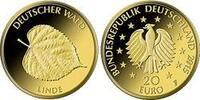 20 Euro 2015 A Deutschland 1/8 Unze - Deutscher Wald - Linde st mit Ech... 219,00 EUR