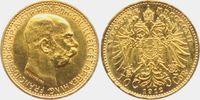 10 Kronen 1912 NP Österreich Kaiser Franz Joseph ss/vz  127,00 EUR  +  9,95 EUR shipping