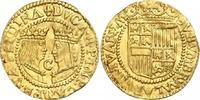 Dukat o.J - 1590-93 C Niederlande-Kampen Stadt Ferdinand von Argon und ... 1798,00 EUR