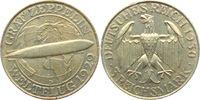 3 Mark 1930 D Weimar Zeppelin f.vz  69,00 EUR