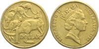 1 Dollar 1985 Australien Känguruh - Känguru ss-vz  4,95 EUR