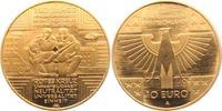 10 Euro 2013 A Deutschland Gedenkprägung - 150 Jahre Rotes Kreuz - verg... 14,95 EUR