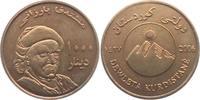 1000 Dinars - Medaille 2006 Kurdistan Mustafa Barzani unc.  19,00 EUR