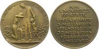 Medaille 1923 Deutschland Notmedaille - Lebensmittelkosten am 1. Nov. 1... 12,00 EUR